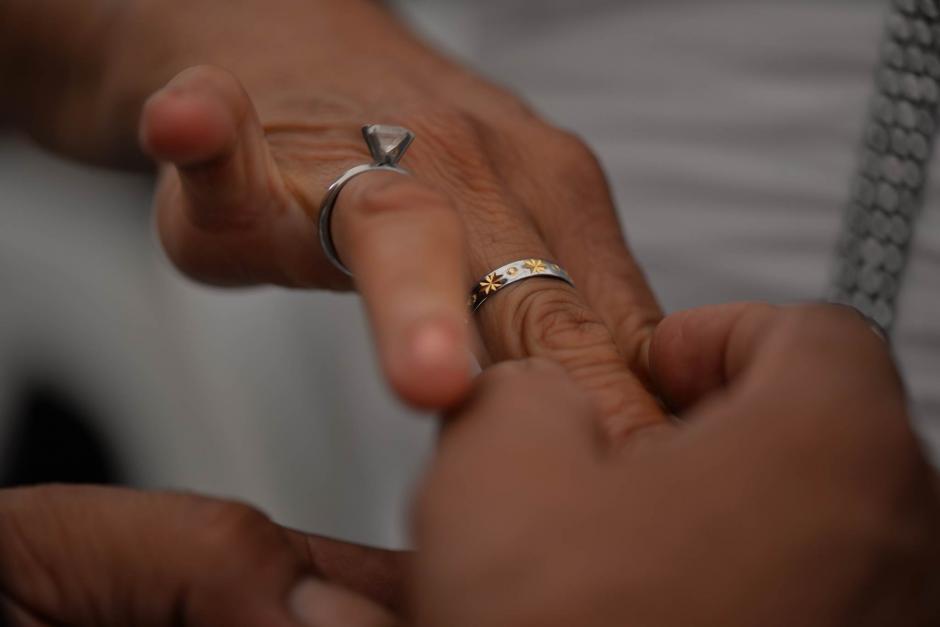 El director del RENAP resaltó la importancia de la familia y el registro de las personas.  (Foto: Wilder López/Soy502)