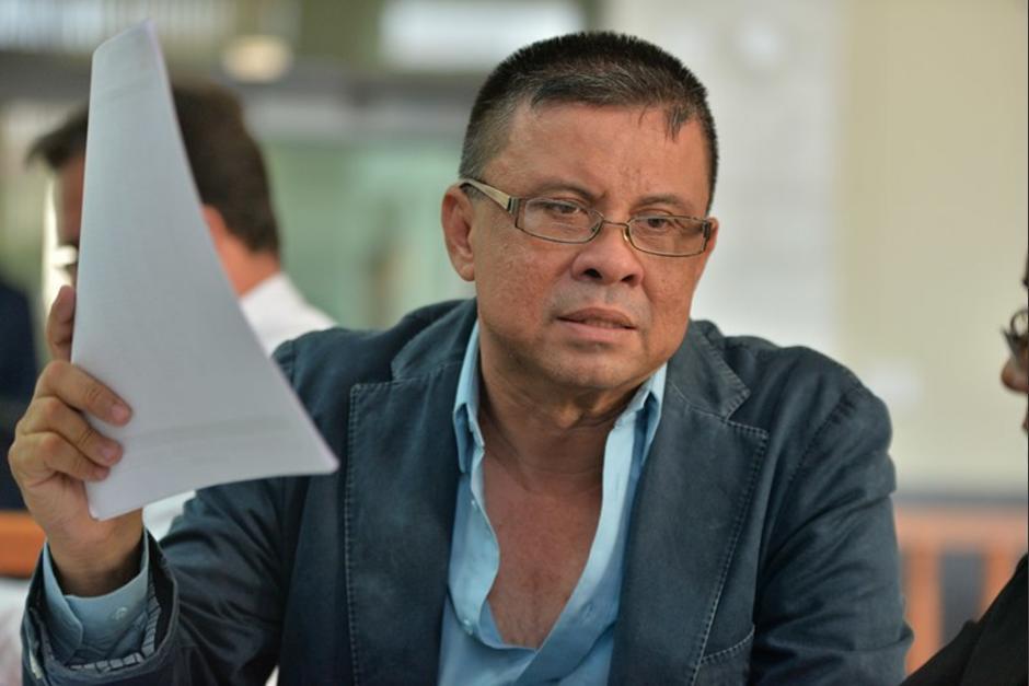 Francisco Morales alias Chico Dólar es el supuesto cabecilla de una red de lavado de dinero denominada por MP como Lavado y Política. (Foto: Wilder López/Soy502)