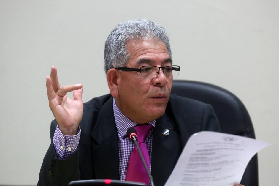 El juez Miguel Ángel Gálvez tiene 18 años de carrera judicial. (Foto: Archivo/Soy502)