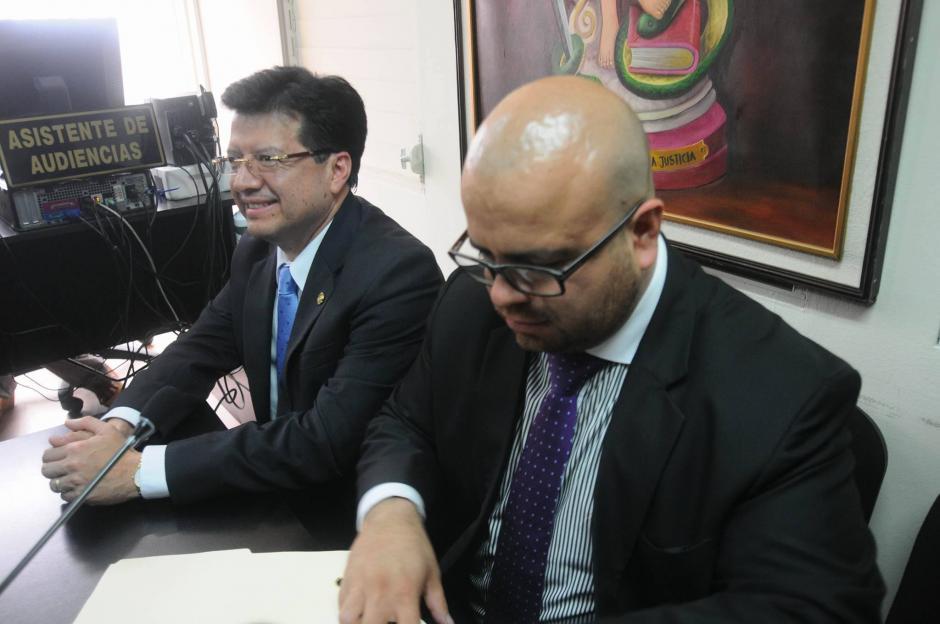 El MP pide que el caso sea trasladado al Juzgado B de Mayor Riesgo. (Foto: Alejandro Balán/Soy502)