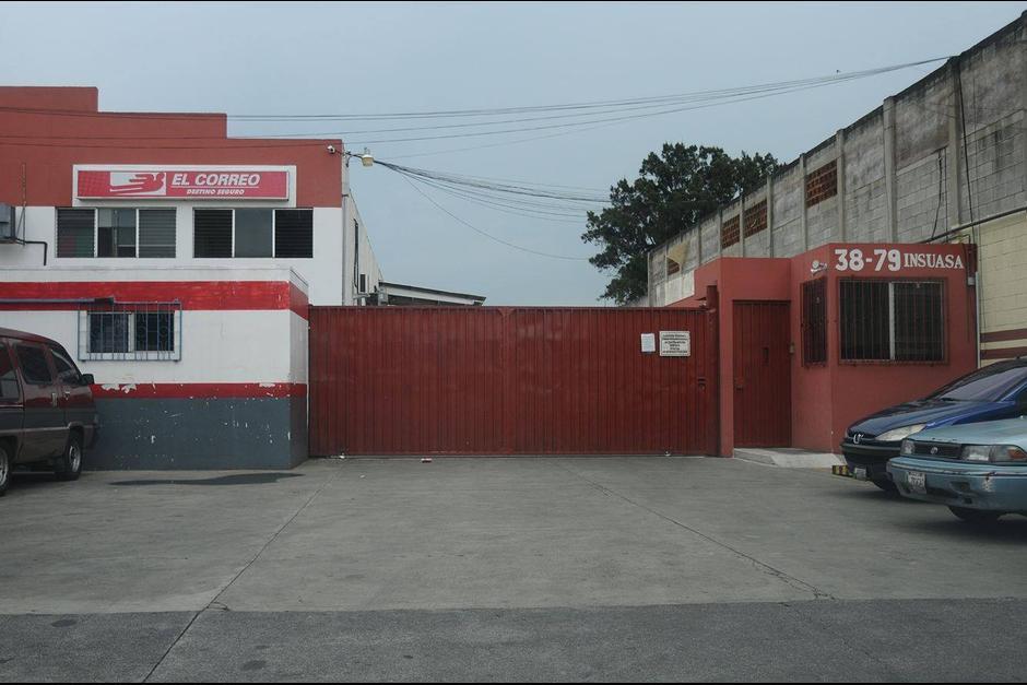 El Correo S.A. entregó los bienes y activos el pasado viernes. (Foto: Alejandro Balán/Soy502)