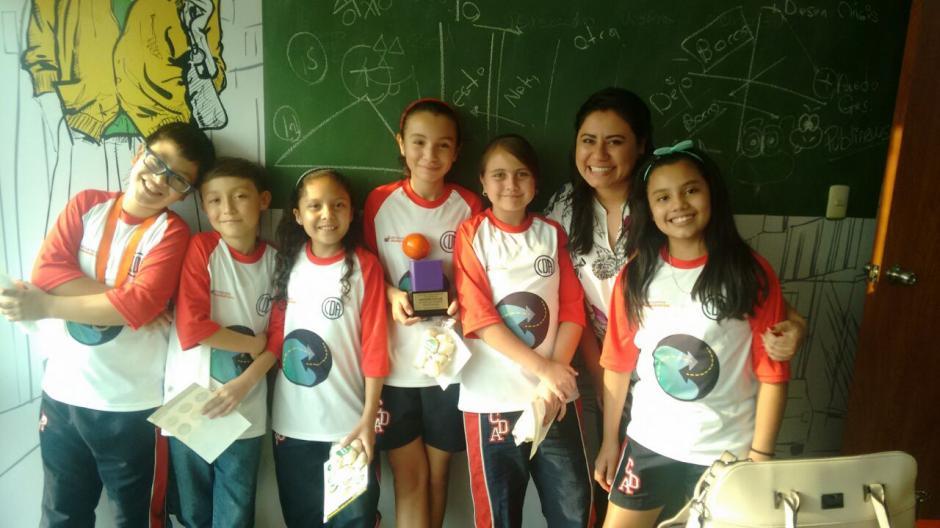 Diana Ubeda Cabrera es maestra desde hace 10 años. (Foto Diana Ubeda Cabrera)
