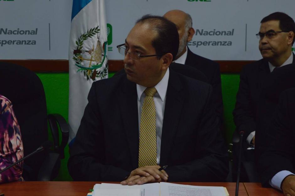 El objetivo de citar a los funcionarios, era para conocer avances sobre investigaciones con los Papeles de Panamá. (Foto: Camila Chicas/Soy502)