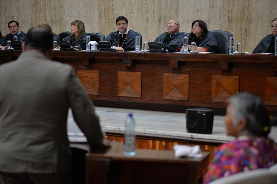 La CSJ podrá resolver en 10 días si concede el cierre definitivo de la mina. (Foto: Wilder López/Soy502)