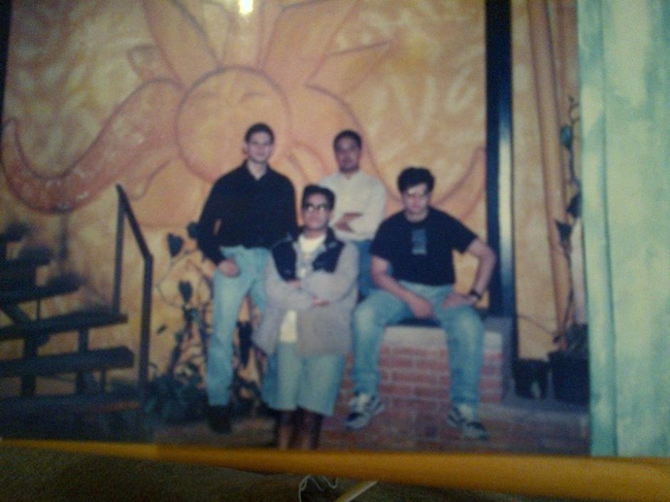 La banda se formó en 1996. (Foto: Viento en Contra)