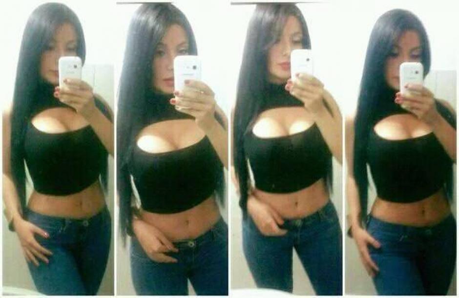 Angie Olarte, la chica que se volvió famosa por desnudar a un ladrón. (Foto: Angie Olarte)