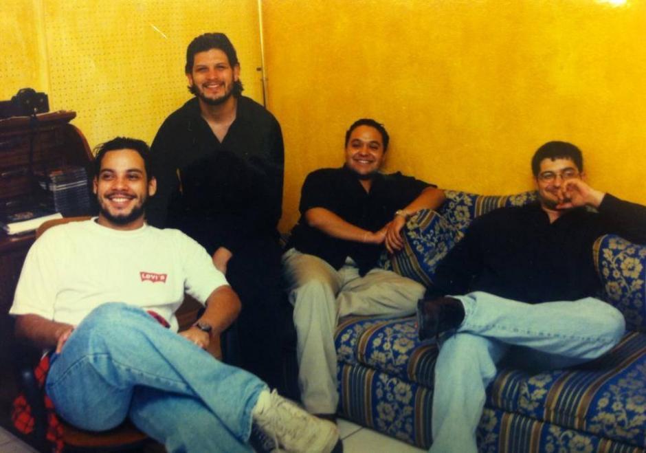 Los integrantes de la banda son como hermanos. (Foto: Viento en Contra)