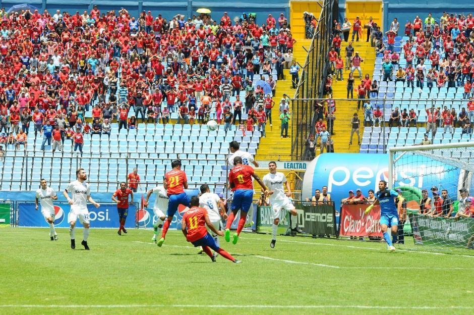 Comunicaciones avanzó a la fina del Clausura 2016. (Foto: Alejandro Balán)