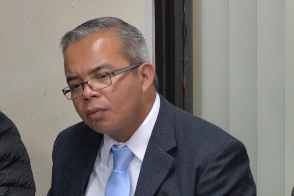 Roberto Stalling Sierra está ligado a proceso en el caso Bufete de la Impunidad, aún así continúa litigando. (Foto: Wilder López/Soy502)