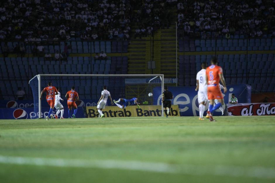 En la serie final no vale el gol de visita. (Foto: Luis Barrios/Soy502)
