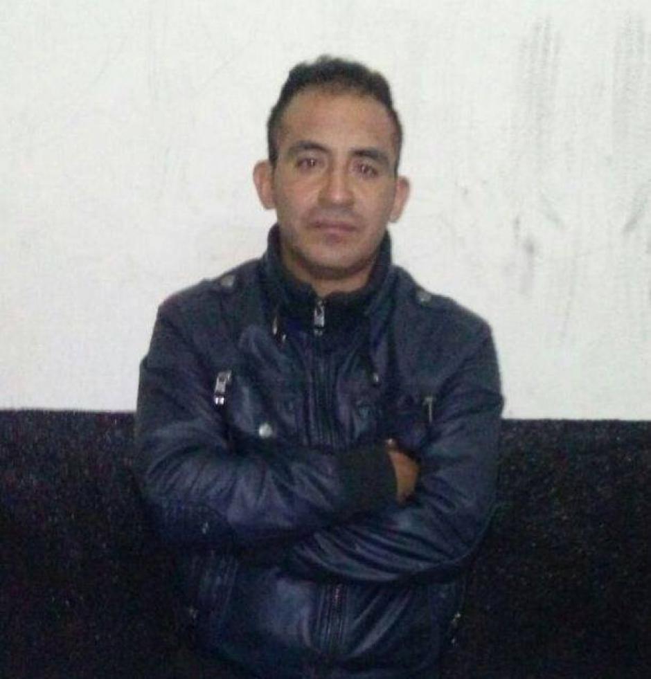 El hombre fue identificado como Henry Eduardo Juárez Samayoa. (Foto: PNC)