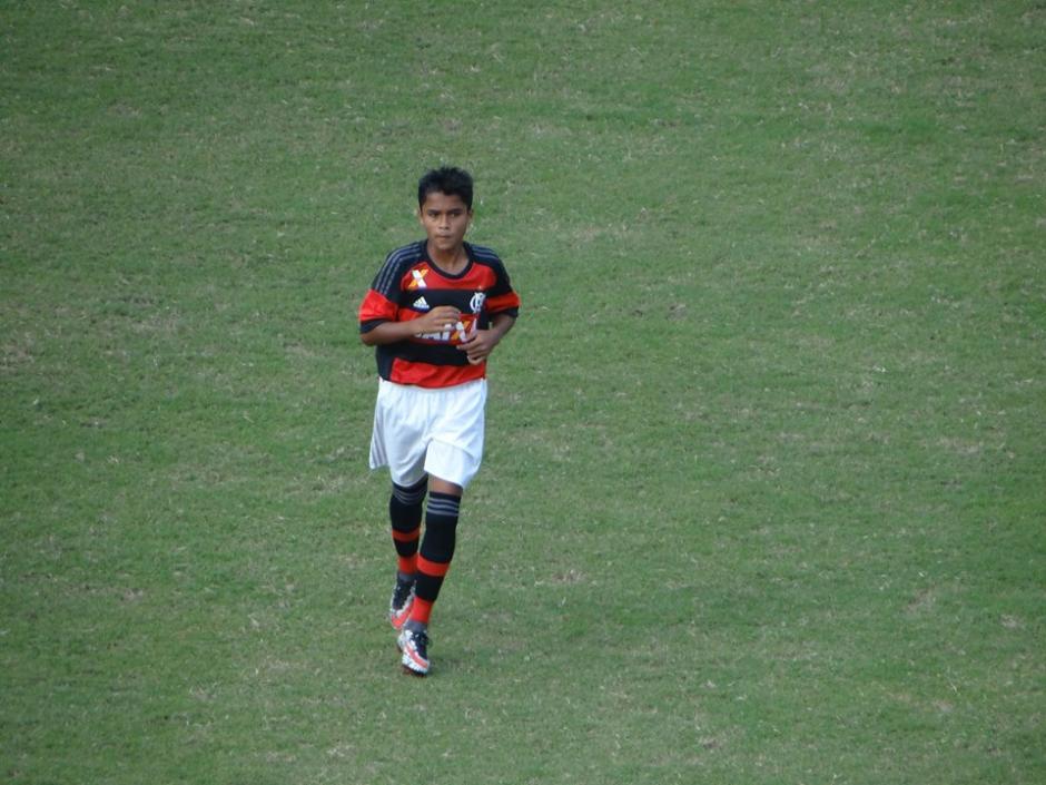 Marcelo Saraiva Valencia es sobrino de Edgar Valencia a quien se parece mucho físicamente. (Foto: Facebook)