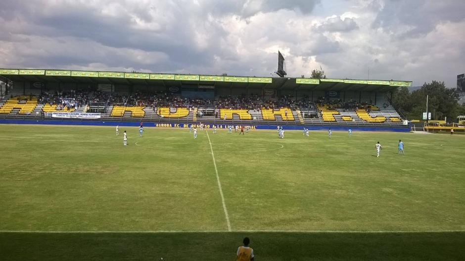 Lo que sí confirmó es que se proyecta renovar el estadio. (Foto: Archivo/Soy502)