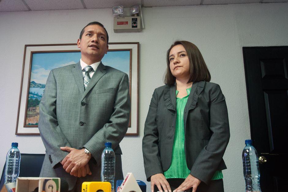 Ministro de Gobernación destituyó a la persona que Jimmy había propuesto para la Dirección de Migración y nombró a alguien de su confianza. (Foto: Alejandro Balán/Soy502)