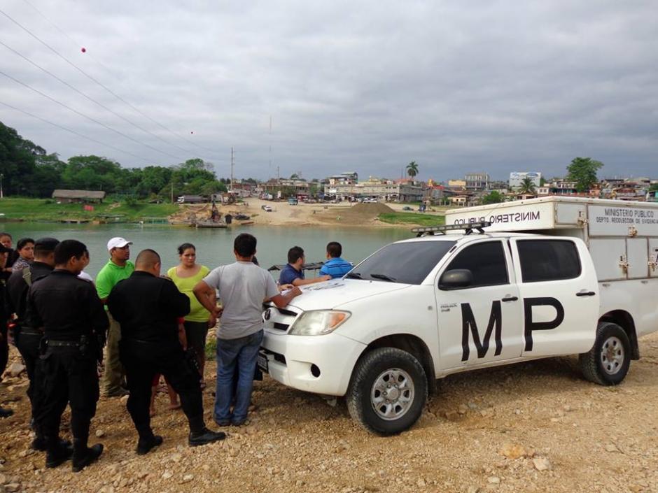 El cuerpo fue encontrado la mañana de este jueves. (Foto: El Paisano Petenero)