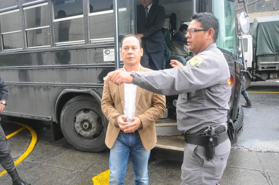 Se unificarán los casos Cooptación del Estado y la Cooperacha. (Foto: Alejandro Balan/Soy502)