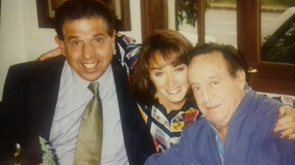 La muerte de Rubén Aguirre provocó que María Antonieta de las Nieves compartiera en redes sociales fotos nunca antes vistas del elenco de Chespirito. (Foto: La Chilindrina Oficial)