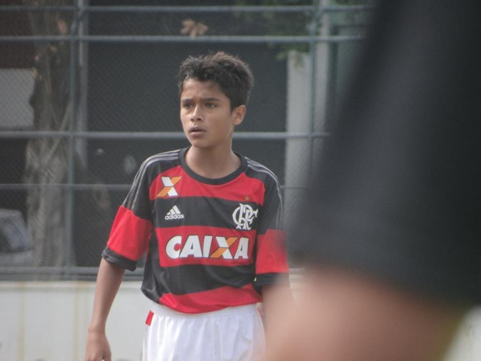 Marcelo André es hijo del recordado zaguero Marcelo Saraiva y de la guatemalteca, Lourdes Valencia. (Foto: Facebook)