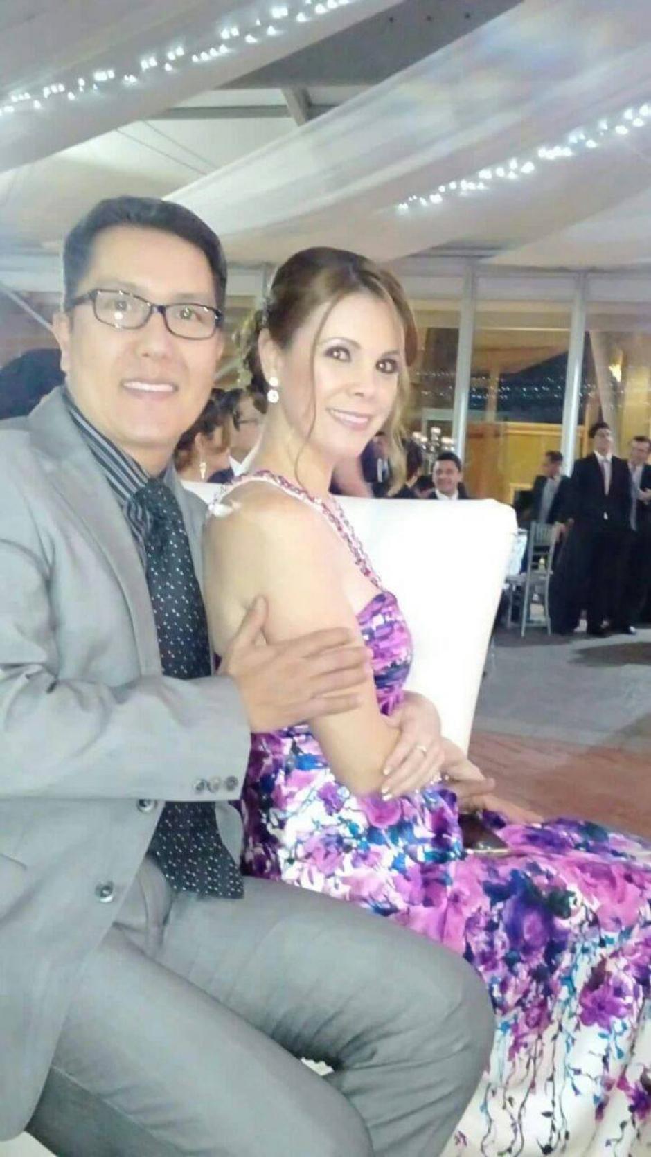 Marvin Giovanni Quinto Arriaza y a su esposa Mirza Karina Guerra Guerra de Quinto son los representantes legales de Auto Millenium. (Foto: Facebook)