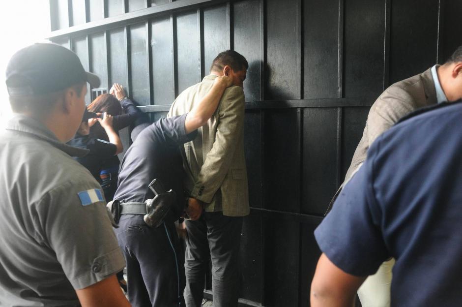 Gustavo Alejos, está implicado en el caso Cooptación del Estado. (Foto: Alejandro Balan/Soy502)