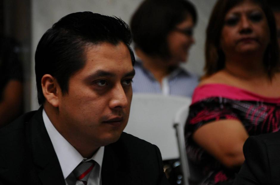 Mario Cano defendió a Baldetti en el caso La Línea y Lago de Amatitlán. (Foto: Alejandro Balán/Soy502)