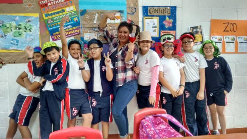 Espera regresar a Guatemala y poner en práctica todo lo aprendido en Asia. (Foto Diana Ubeda Cabrera)