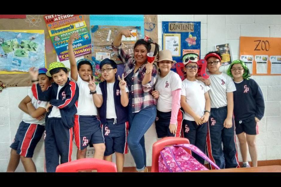 Diana Ubeda se especializa en Japón para mejorar la educación de los guatemaltecos. (Foto: Diana Ubeda)
