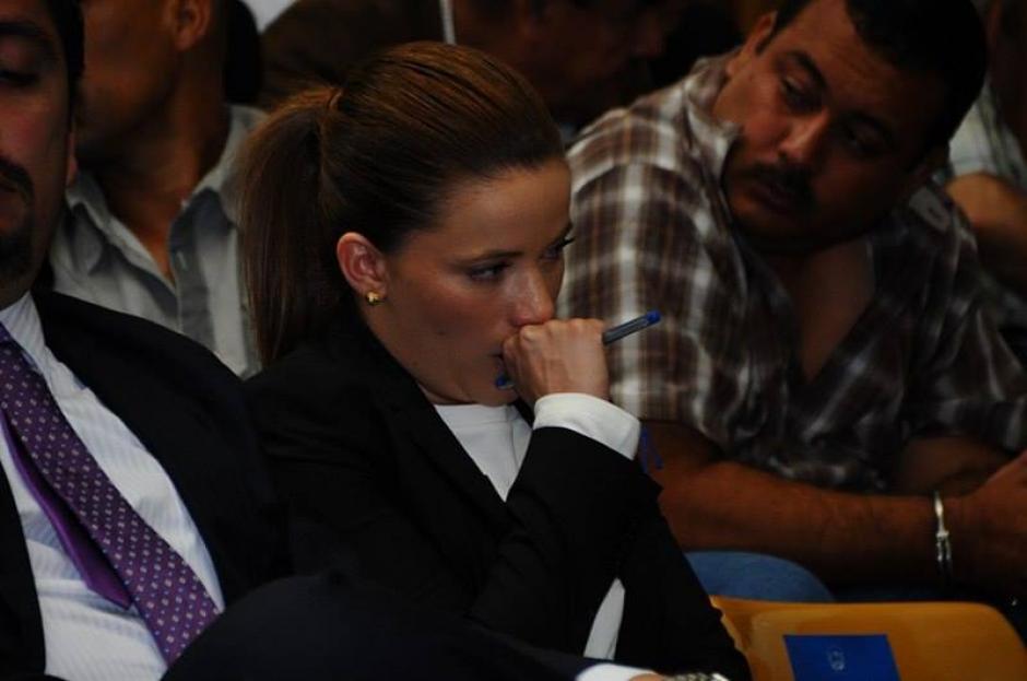 Se le acusa de participar en la compra de una lancha para Otto Pérez Molina.  (Foto: Alejandro Balán/Soy502)