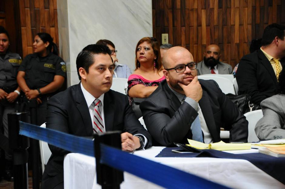 Mario Cano pasó de ser abogado defensor a sindicado. (Foto: Alejandro Balán/Soy502)