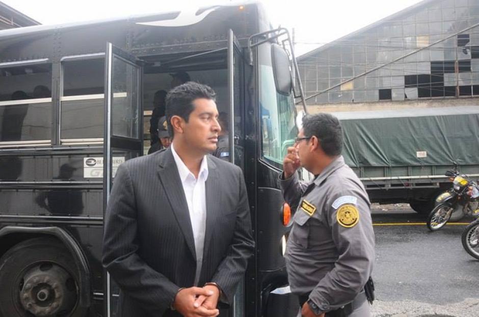 Rudy Gallardo, exdirector del Renap, también es acusado en el caso Cooptación del Estado. (Foto: Alejandro Balan/Soy502)