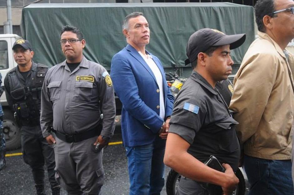 Juan de Dios Rodríguez, expresidente del IGSS, es señalado en el caso Cooperacha. (Foto: Alejandro Balan/Soy502)