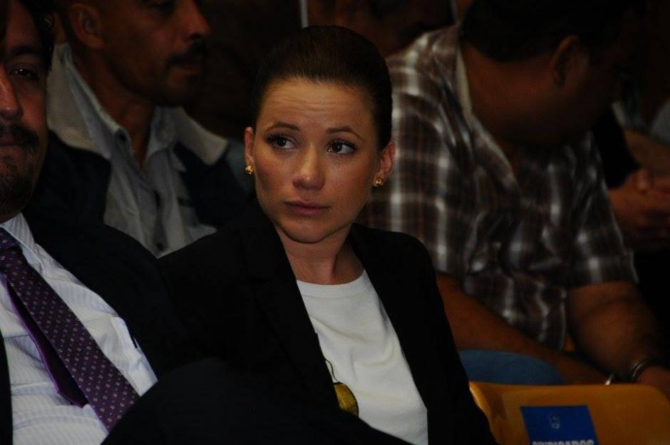 Beltranena se entregó a la justicia este miércoles. (Foto: Alejandro Balán/Soy502)