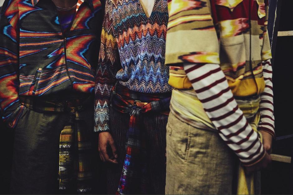 Los estios pretenden reflejar la cultura y las tradiciones de Guatemala a través de los trazos. (Foto: Facebook Missoni)