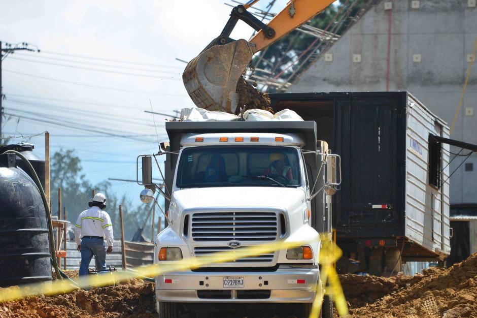 Las nuevas autoridades de la Conred contradicen a las anteriores respecto al riesgo del terreno. (Foto: Jesús Alfonso/Soy502)