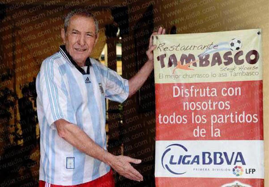 Héctor Tambasco fallece foto