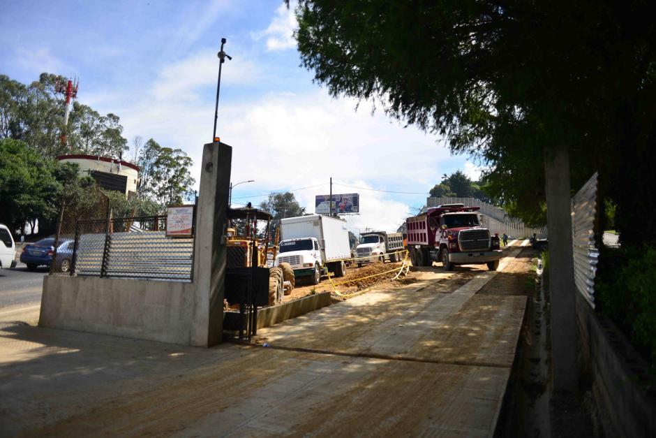 En diciembre de 2015 fue evaluada la zona por técnicos de la Conred. (Foto: Jesús Alfonso/Soy502)