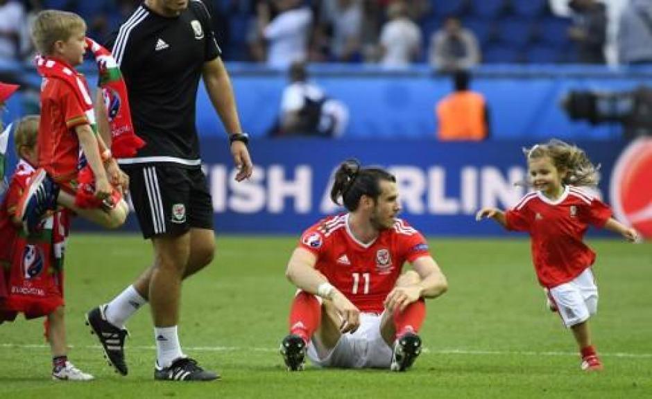 Alba Bale será tan rápida como su papá (AFP)
