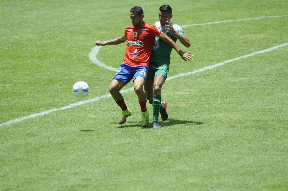 Los Rojos tratarán de volver al título esta temporada. (Foto: Pedro Pablo Mijangos/Soy502)