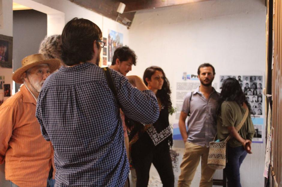 Las exposiciones abren la puerta al diálogo. (Foto: Ciudad Imaginación)