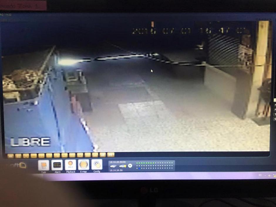 Lás cámaras fueron instaladas en lugares estratégicos para detectar a los delincuentes. (Foto: Municipalidad de Mixco)