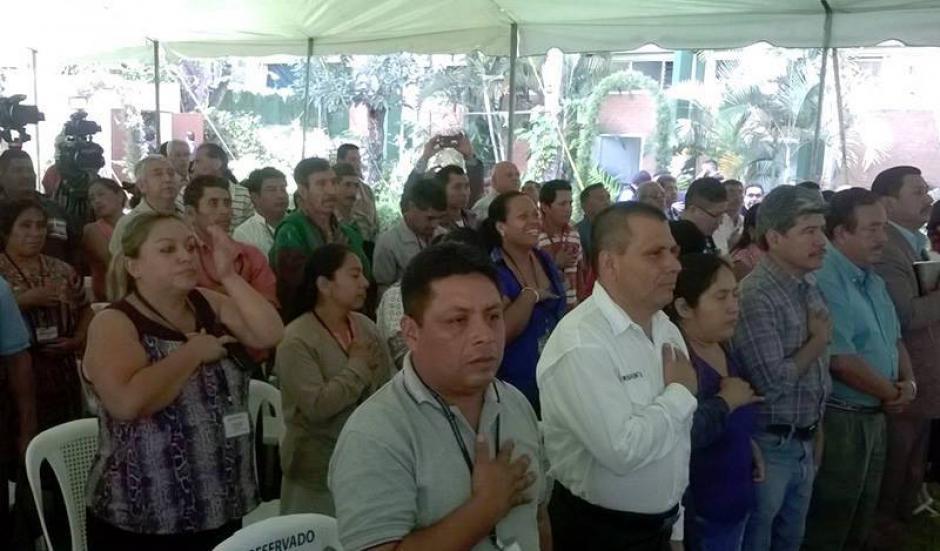El nuevo programa beneficiará a 619 mil campesinos de todo el país (Foto: MAGA)