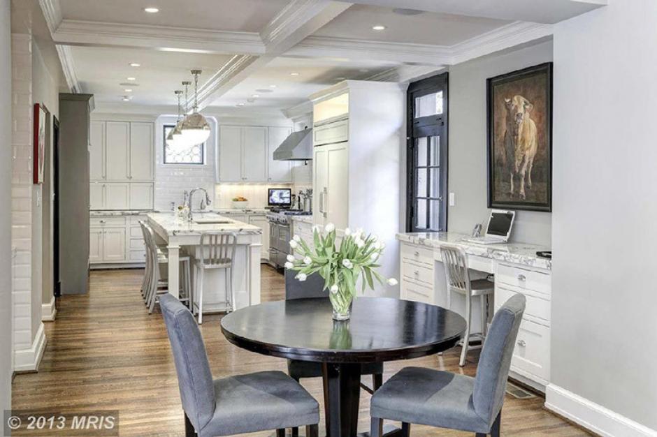 Esta será la nueva casa de la familia Obama, (Foto: Twitter)