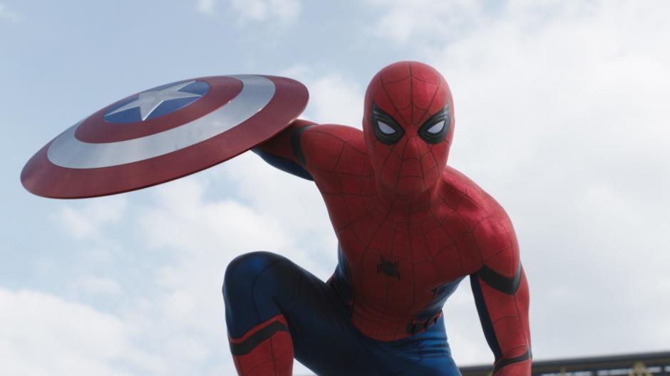 ¡Por fin! Spider-Man aparece en el nuevo adelanto de la cinta. (Imagen: Marvel)