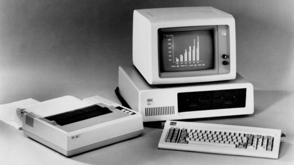 El DONKEY.BAS se encontraba en cada IBM PC que salió a la venta. (Foto: Xataka)