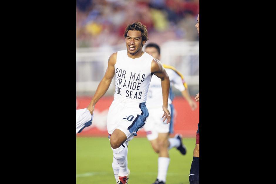 Ruiz incluso ganó un premio individual en la MLS por un gol anotado cuando jugaba para el Galaxy. (Foto: Archivo)