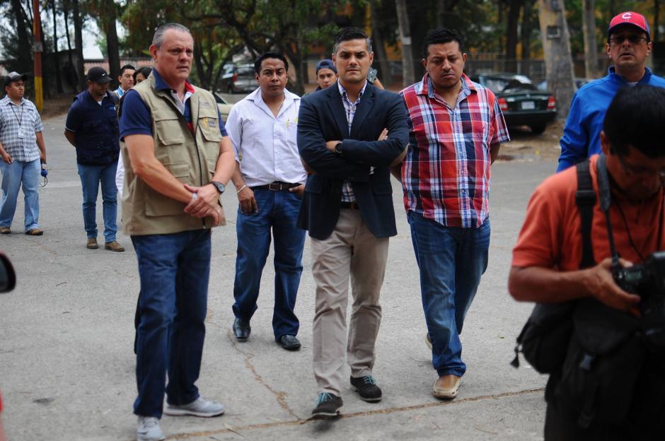 Hernández Azmitia ha visitado los hospitales del país. (Foto: Archivo/Soy502)