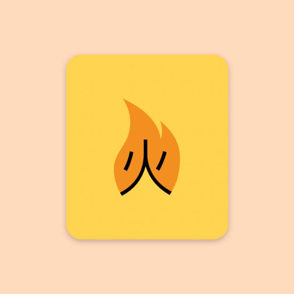 La aplicación está disponible para la plataforma iOS. (Foto: Tinycards)