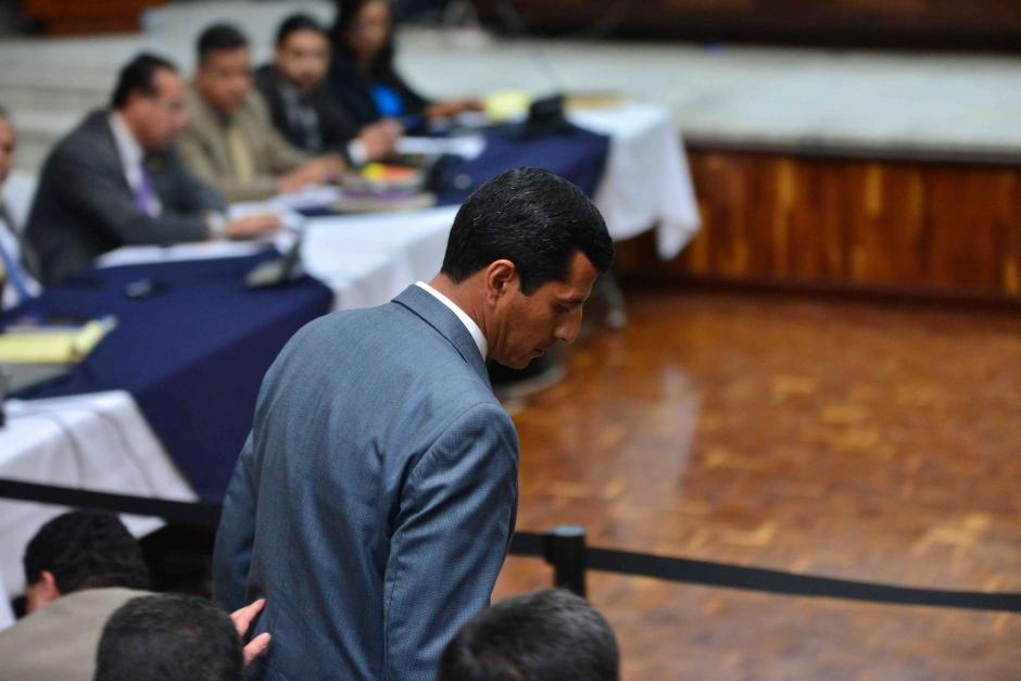 A 21 días de audiencia la defensa del exministro López Ambrocio presentó pruebas de descargo. (Foto: Archivo/Soy502)