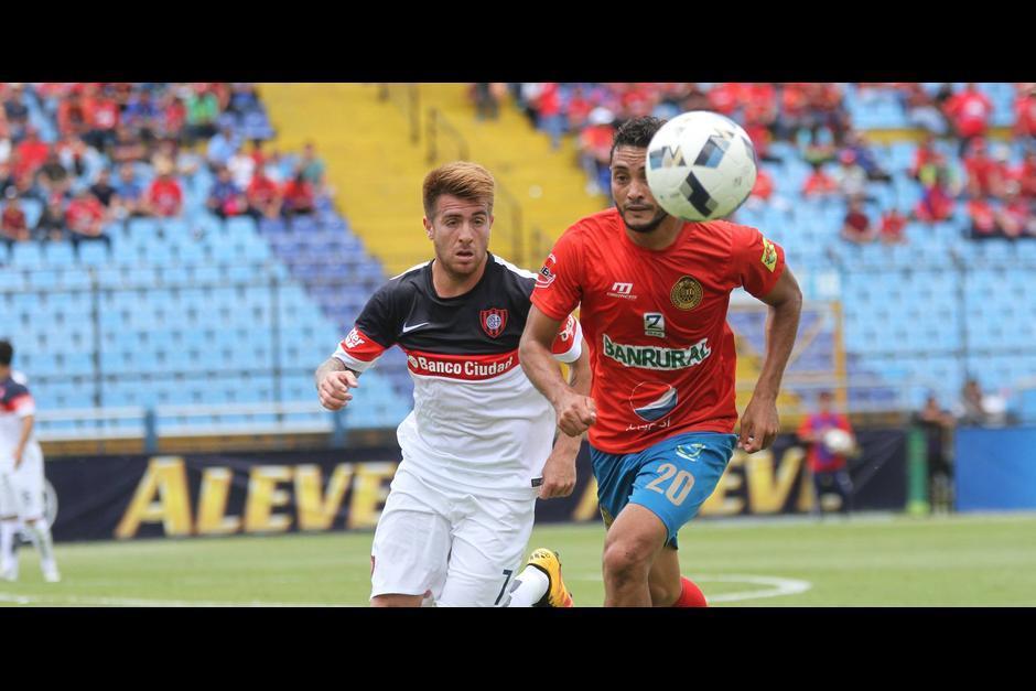 Municipal aspira a ganar la fase de clasificación del Apertura 2016. (Foto: Soy502)