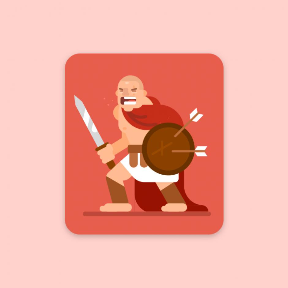 Tinycards reta a los usuarios a mejorar sus habilidades para el estudio. (Foto: Tinycards)